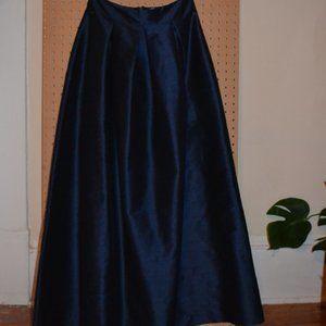 Lula Kate Formal High Waisted Maxi Skirt